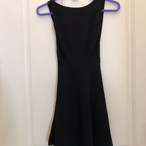 American Apparel Black Dress